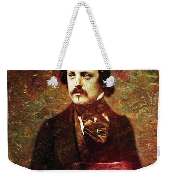 Handsome Fellow 5 Weekender Tote Bag