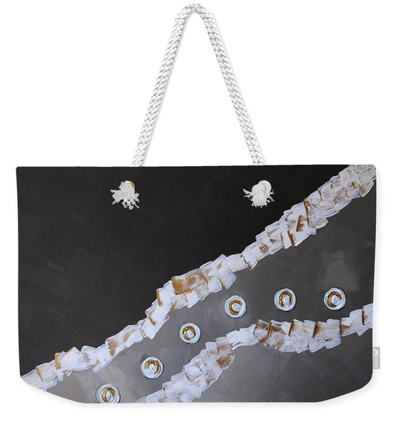 Hang In There Weekender Tote Bag