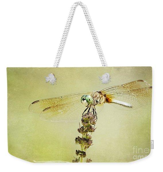 Happy Dragon Weekender Tote Bag