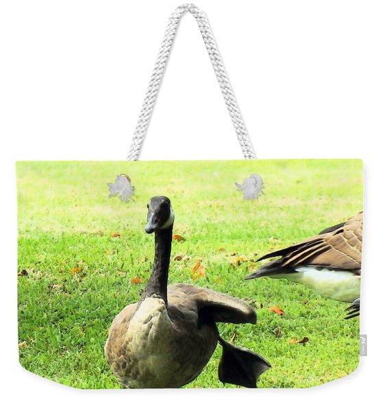 Happy Feet Dance Weekender Tote Bag