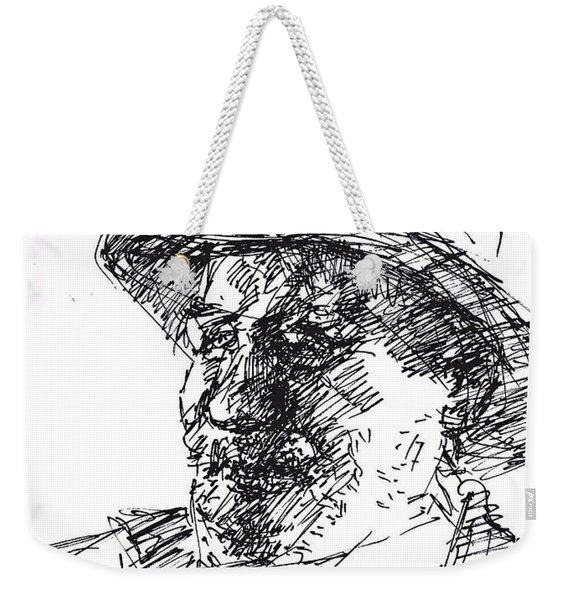 Happy Roger Weekender Tote Bag
