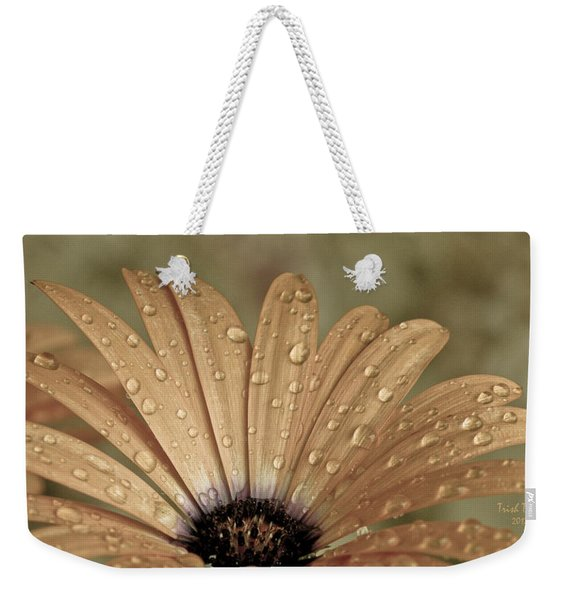 Happy To Be A Raindrop Weekender Tote Bag