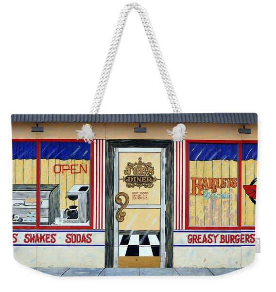 Harley Davidson Cafe Weekender Tote Bag