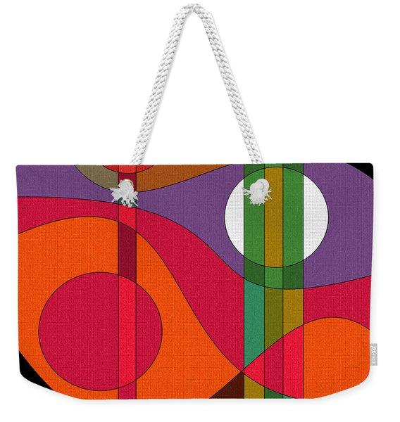 Harmony II Weekender Tote Bag