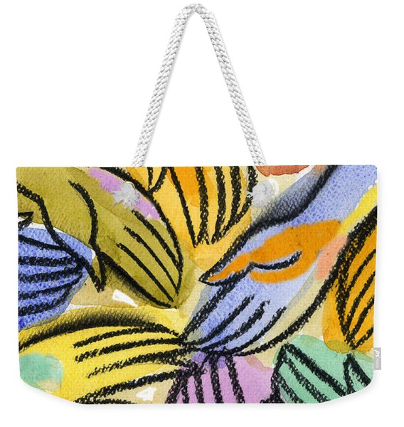 Multi-ethnic Harmony Weekender Tote Bag