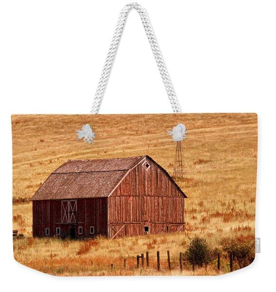 Harvest Barn Weekender Tote Bag