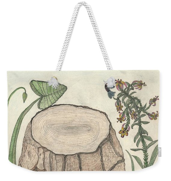 Harvested Beauty Weekender Tote Bag