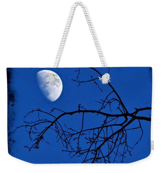 Haunted Weekender Tote Bag