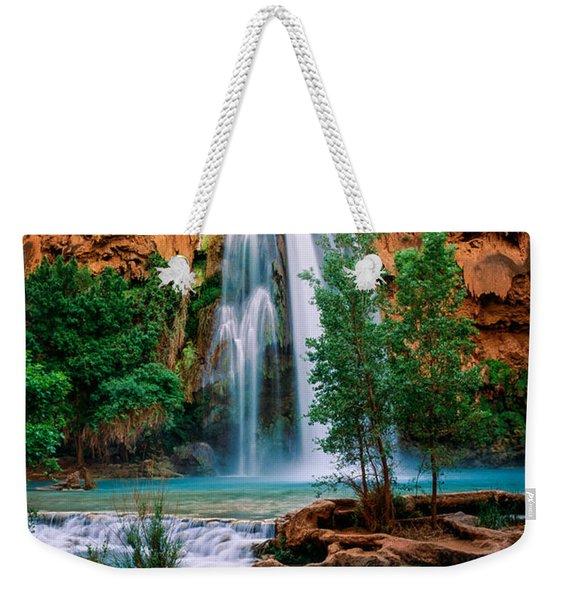 Havasu Cascades Weekender Tote Bag
