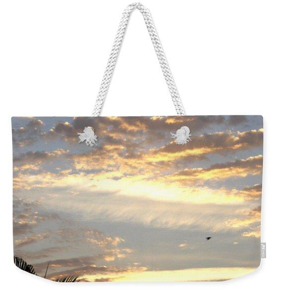 Have A Wonderful Day Weekender Tote Bag
