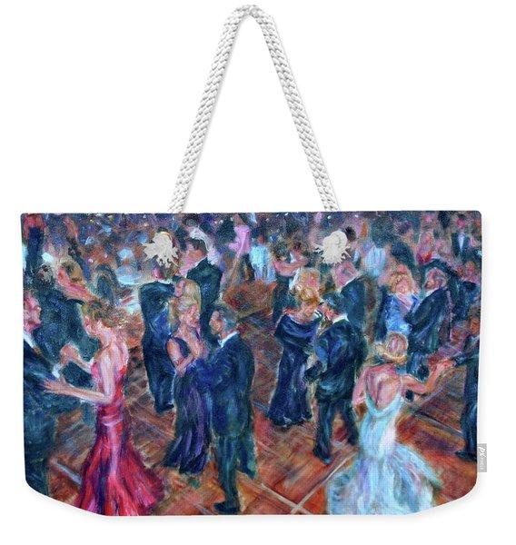 Having A Ball - Dancers Weekender Tote Bag