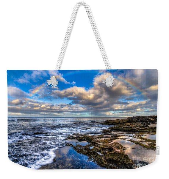 Hawaiian Morning Weekender Tote Bag