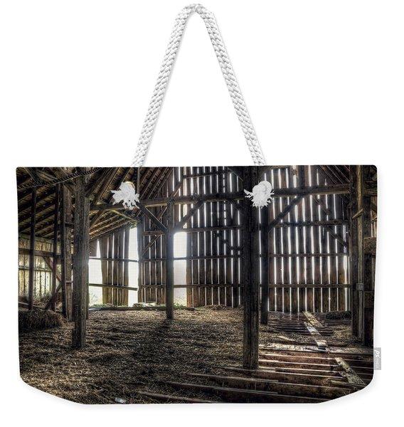 Hay Loft 2 Weekender Tote Bag