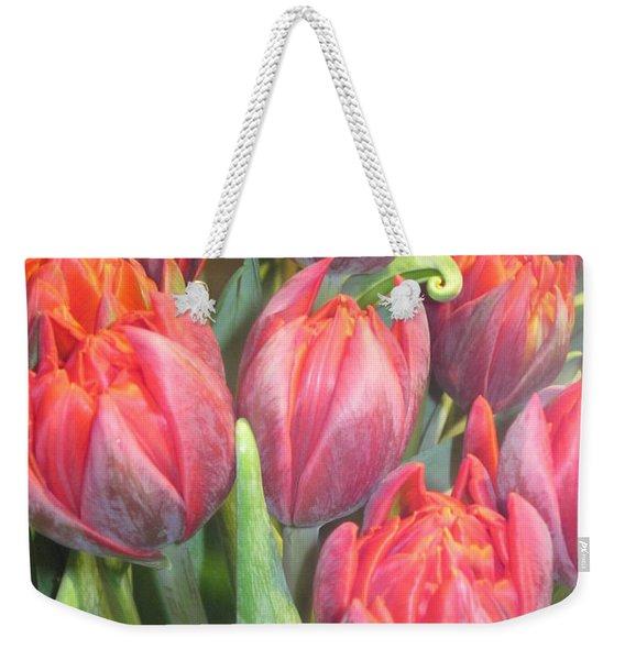 Hazardous Beauty Weekender Tote Bag