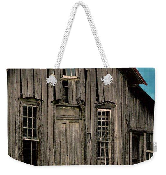Shack Of Elora Tn  Weekender Tote Bag