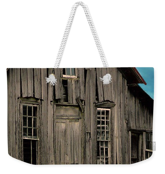 Shack Of Elora Tn  Weekender Tote Bag