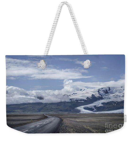 Heading North Weekender Tote Bag