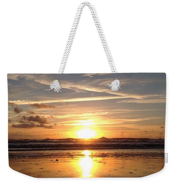 Healing Angel Weekender Tote Bag
