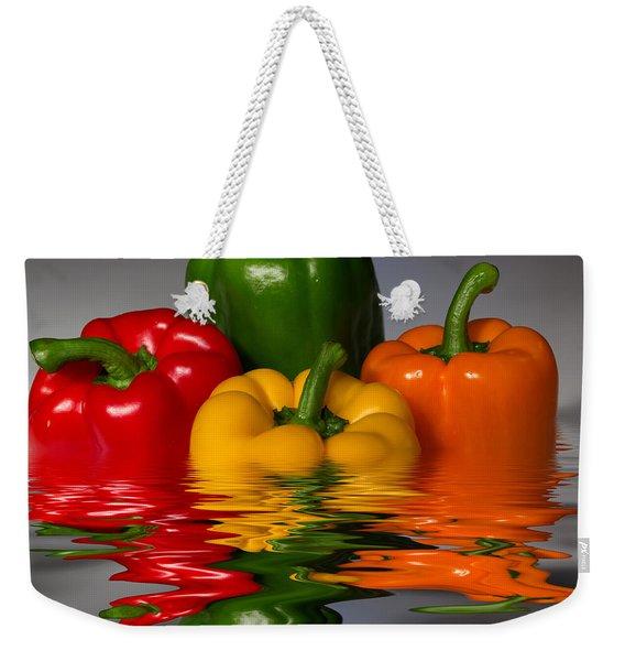 Healthy Reflections Weekender Tote Bag