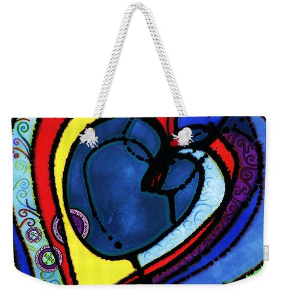 Heart II  Weekender Tote Bag