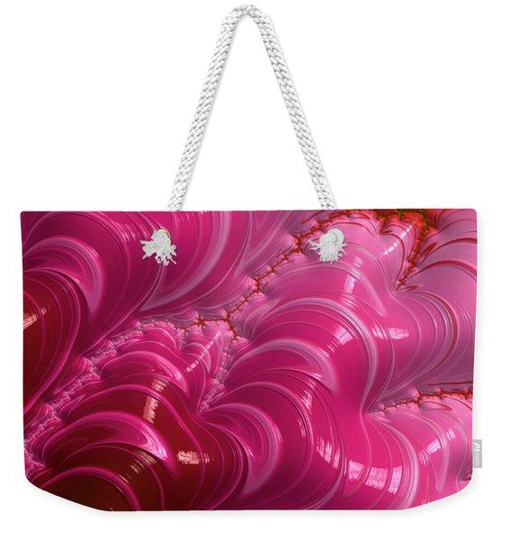 Heart Stalks  Weekender Tote Bag