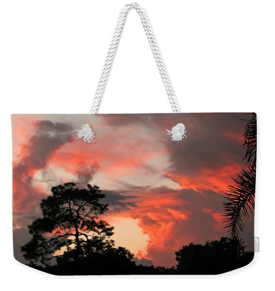 Heavenly Bridge Weekender Tote Bag