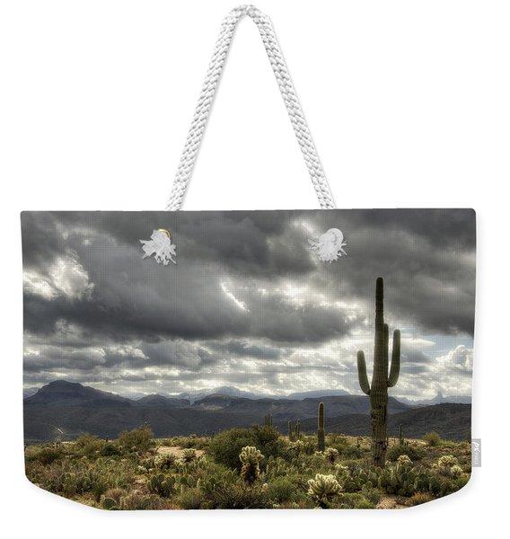 Heavenly Desert Skies  Weekender Tote Bag