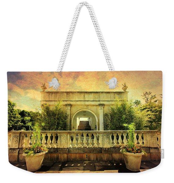 Heavenly Gardens Weekender Tote Bag