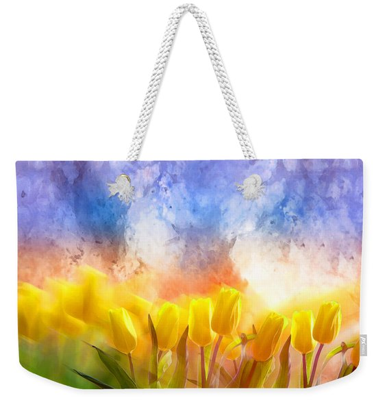 Heaven's Garden Weekender Tote Bag