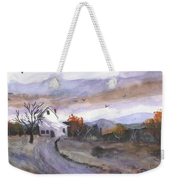 Hebo Farmhouse Weekender Tote Bag