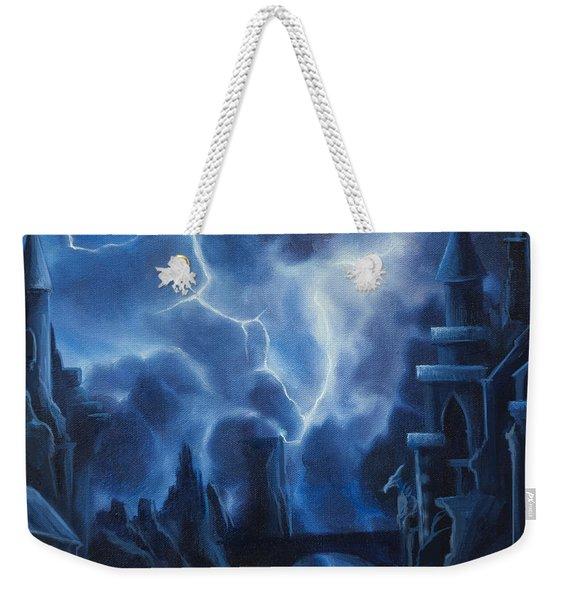 Heisenburg's Castle Weekender Tote Bag
