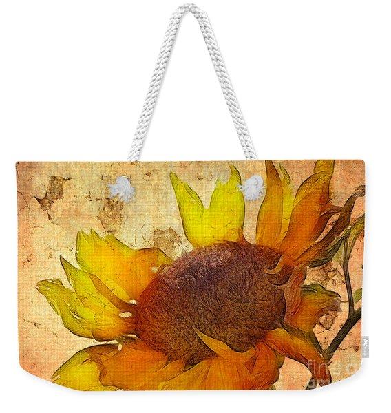 Helianthus Weekender Tote Bag