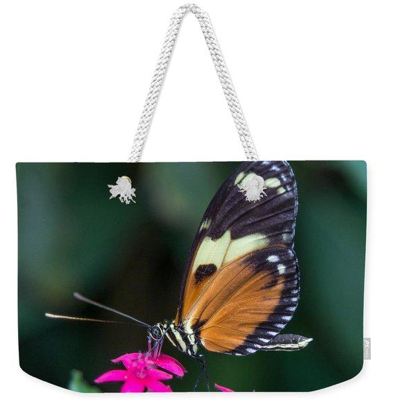 Heliconius Ismenius Weekender Tote Bag
