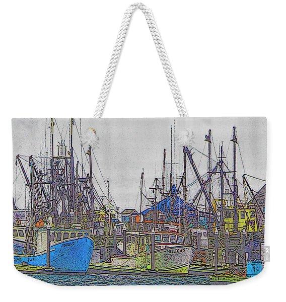 Helltown Weekender Tote Bag