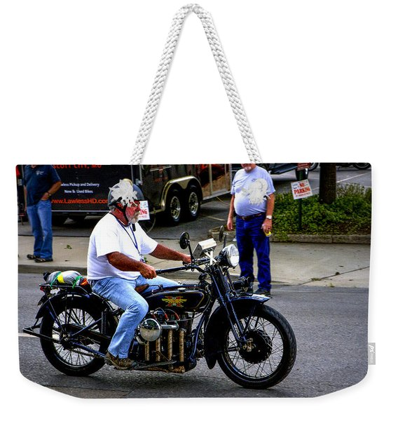 Henderson Four-banger Weekender Tote Bag