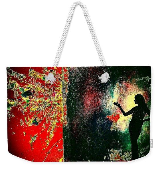 Her Power To Create Weekender Tote Bag