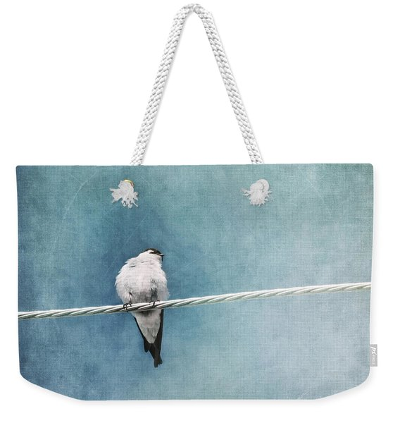 Herald Of Spring Weekender Tote Bag