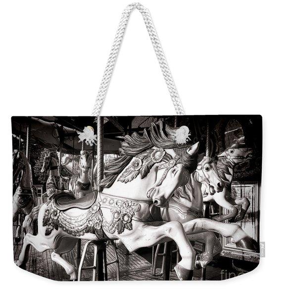 Heroic  Weekender Tote Bag