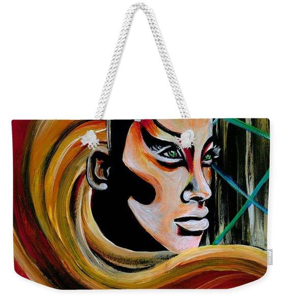 Heroine Weekender Tote Bag