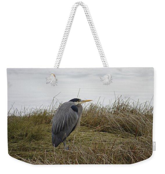 Heron  Weekender Tote Bag