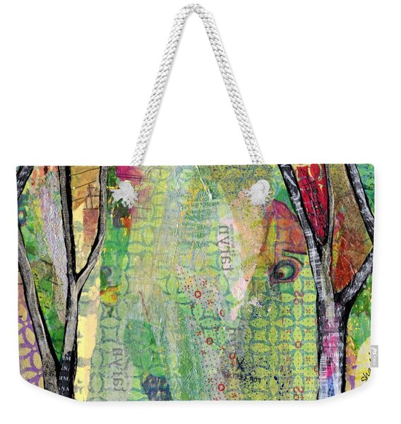 Hidden Forests IIi  Weekender Tote Bag