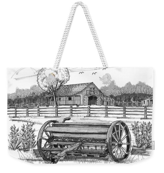 Hidden Hollow Farm 2 Weekender Tote Bag