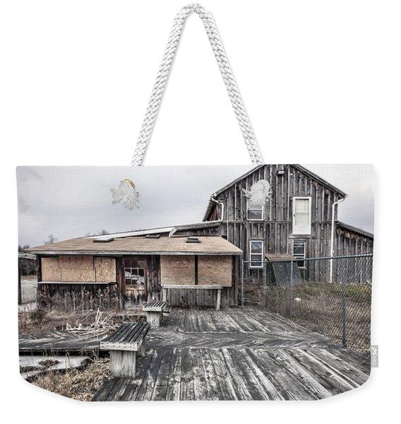 Hidden Memories Weekender Tote Bag