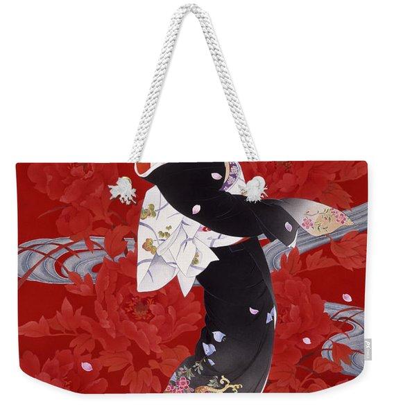 Hien Weekender Tote Bag