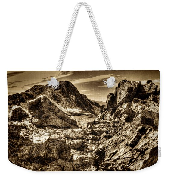 High Country Weekender Tote Bag