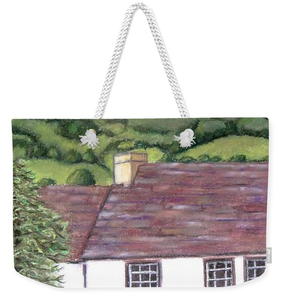 Highland Farmhouse Weekender Tote Bag