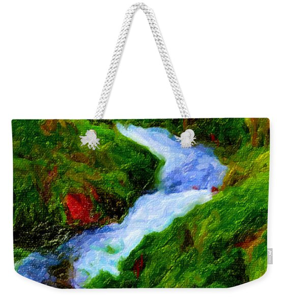Hill And Rill Weekender Tote Bag