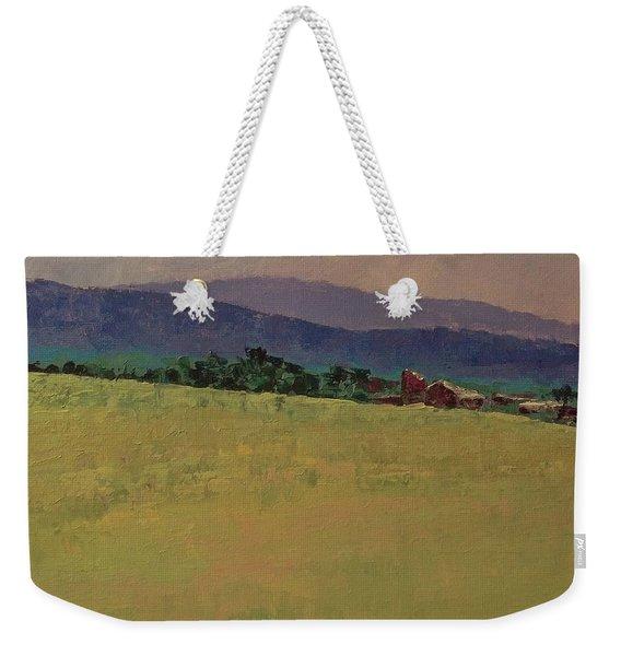 Hilltop Farm Weekender Tote Bag