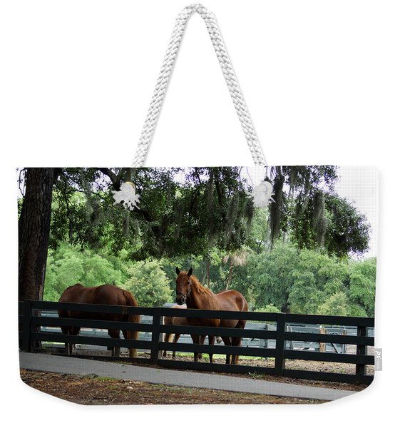 Hilton Head Island Beauty Weekender Tote Bag