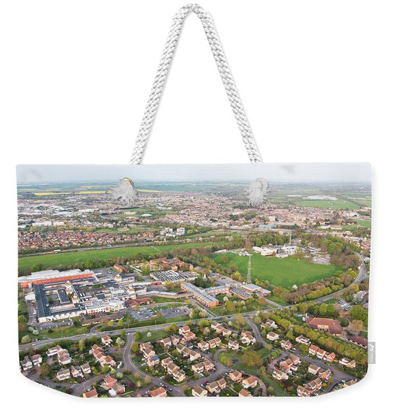 Hinchingbrooke Hospital Weekender Tote Bag